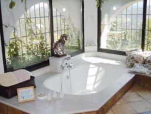 La Masia Casanova Hotel Canyelles - Bathroom