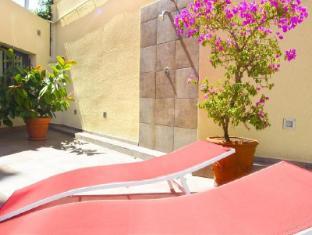 Hotel Ciutat de Sant Adria Barcelona - Balcony/Terrace
