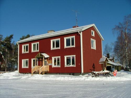 Hotell The Lappish Old Post Hotel