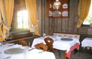 Gourmet Hotel Ermitage Chateau-d'Oex - Restaurant