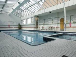 Manor House Hotel Alsager Swimming Pool