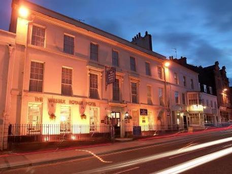 Wessex Royale Hotel Dorchester - Exterior