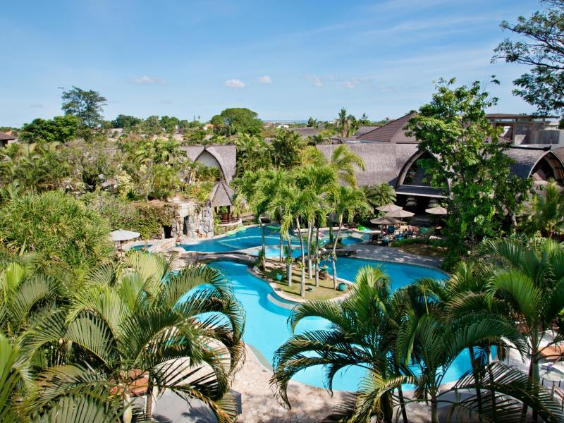 Hotell Hotel Vila Lumbung