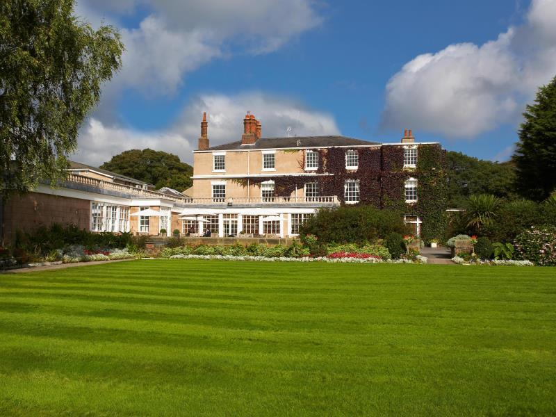 Rowton Hall Hotel & Spa Chester