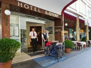 Hotel Royal Vienna - Entrance