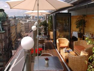 Hotel Royal Vienna - Terrace