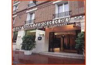 Abc Champerret - Hotell och Boende i Frankrike i Europa