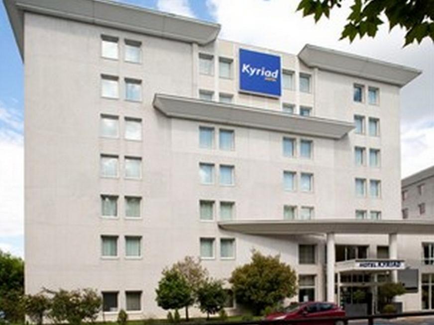 Kyriad Roissy Villepinte - Parc des Expositions - Hotell och Boende i Frankrike i Europa