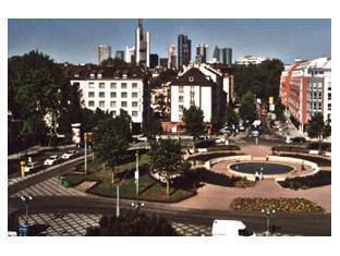 Hotel am Zoo Франкфурт-на-Майне - Экстерьер отеля.