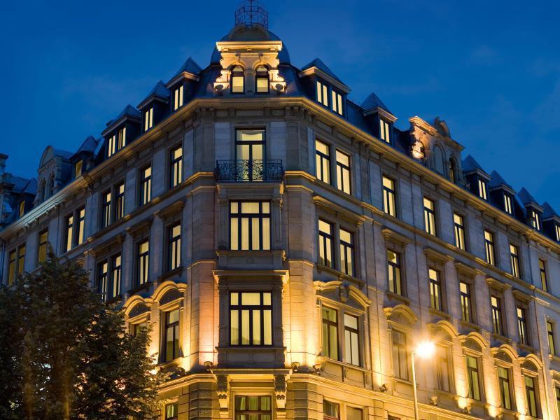 Hotel Victoria Kaiserstr  Frankfurt