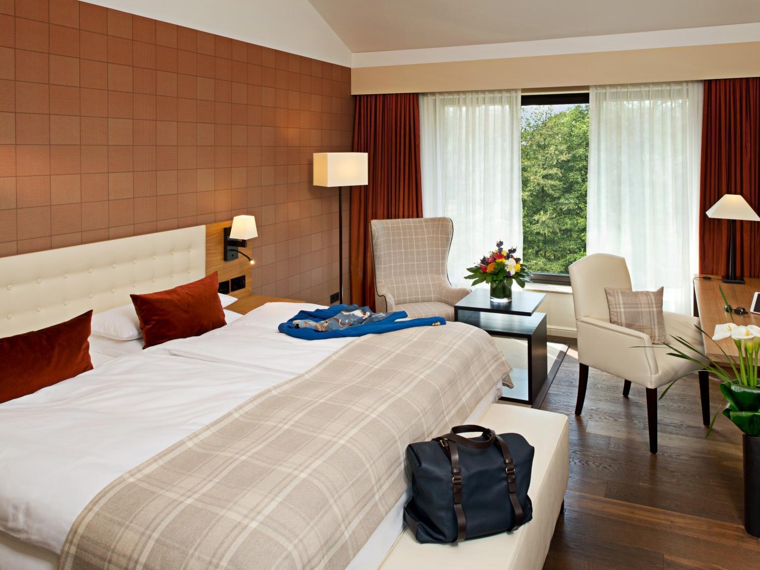 Kempinski Hotel Gravenbruch Frankfurt