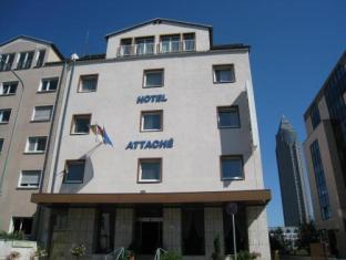 Hotel Attache Frankfurt am Main - Hotel Exterior