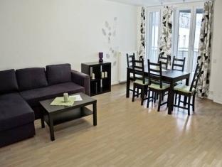 Five Elements Hostel Frankfurt am Main - Guest Room