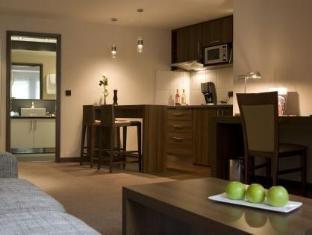 Liv'In & Residence Seilerstrasse Frankfurt am Main - Δωμάτιο