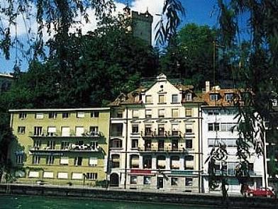 Tourist Hotel Luzern - Exterior