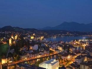 Tourist Hotel Luzern - View