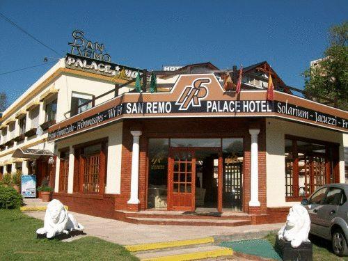 San Remo Palace Hotel - Hotell och Boende i Argentina i Sydamerika
