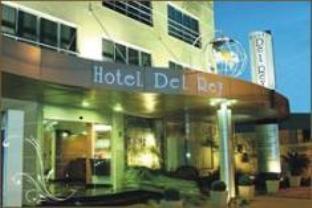 ホテルデルレイの外観