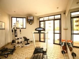 Contemporaneo Flat Service Hotel Sao Paulo - Fitness Room