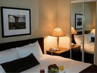 Town Inn Furnished Suites Toronto (ON) - Hotellihuone