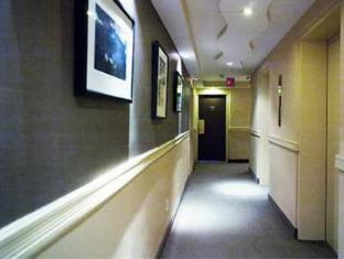 Town Inn Furnished Suites Toronto (ON) - Hotellet indefra