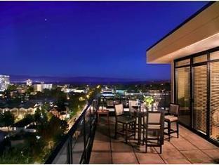 Oswego Hotel Victoria (BC) - Balkon/terasa