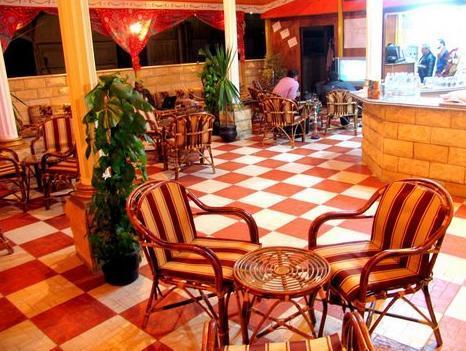 Pharaohs Palace Hotel Kairó - Előcsarnok