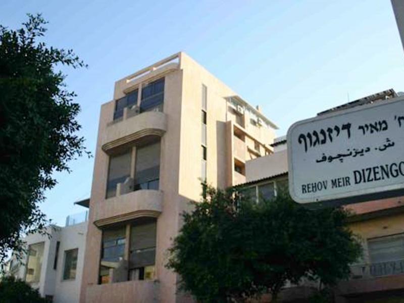 Dizengoff Beach Apartments Tel Aviv