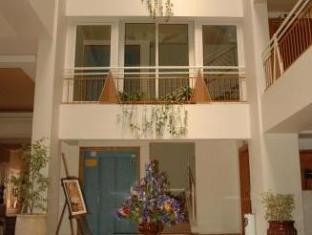 Residence Intouriste Agadir - Hotellet udefra