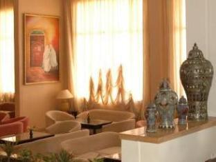 Residence Intouriste Agadir - Hotellet indefra
