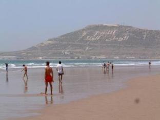 Residence Intouriste Agadir - Strand