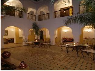 فندق رياض نرجا مراكش - المظهر الخارجي للفندق