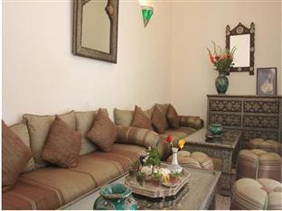 فندق رياض نرجا مراكش - حانة/استراحة