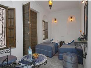 فندق رياض نرجا مراكش - غرفة الضيوف