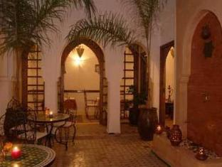 فندق رياض نرجا مراكش - المظهر الداخلي للفندق