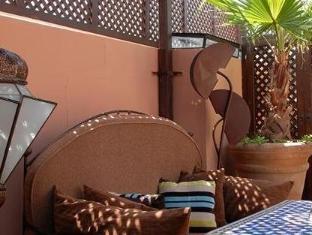 Riad Aubrac Marrakech - Balkong/terrass