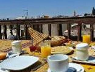 Riad Aubrac Marrakech - Restaurang