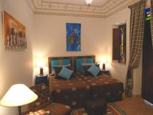 Riad Aubrac Marrakech - Gästrum