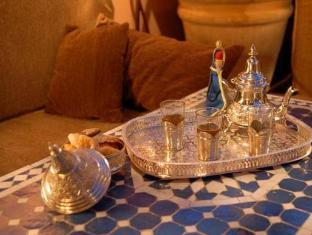 Riad Aubrac Marrakech - Hotellet från insidan