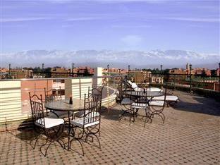Dellarosa Hotel Suites & Spa Marrakech - Terrace