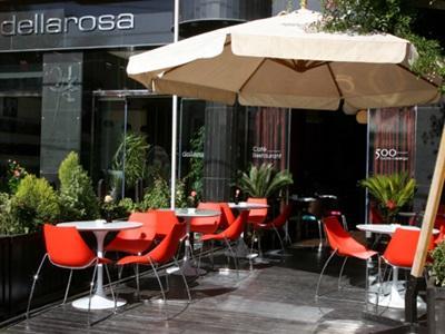 Dellarosa Hotel Suites & Spa Marrakech - Entrance