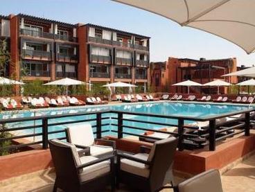 Naoura Barriere Marrakech Hotel