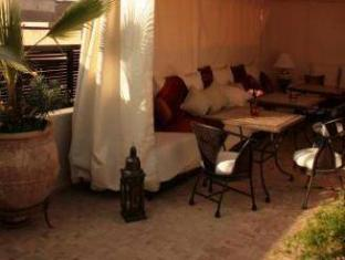 Riad Diana Marakeš - notranjost hotela