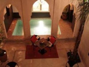 Riad Diana Marakeš - zunanjost hotela