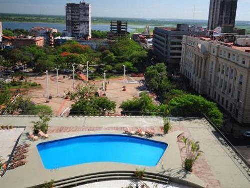 Hotel Guarani Asuncion - Hotell och Boende i Paraguay i Sydamerika