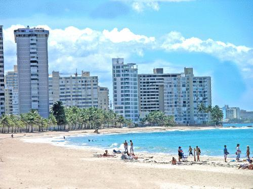 Oceana Hostal Playero - Hotels and Accommodation in Puerto Rico, Central America And Caribbean