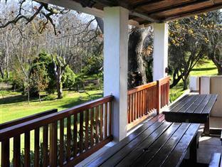 Onze Rust Guesthouse Stellenbosch - Balkong/terasse