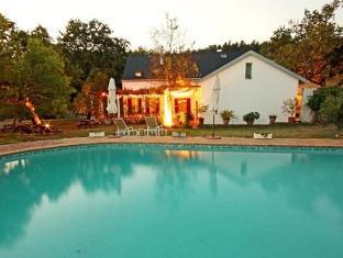 Auberge Rozendal Stellenbosch - Swimming Pool