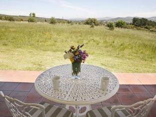 Auberge Rozendal Stellenbosch - Patio