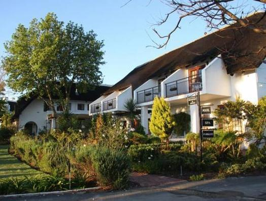 WedgeView Country House & Spa Stellenbosch